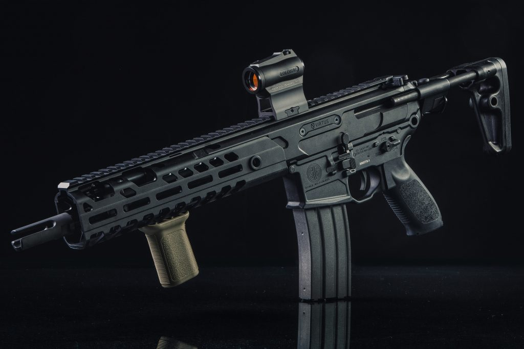 Electric Airsoft Guns (AEG) need rechargeable batteries to operate