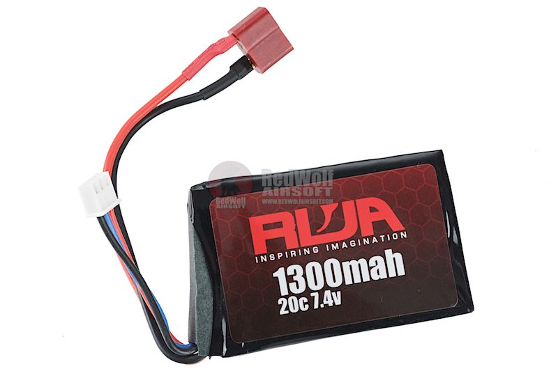 This LiPo battery is small enough to store inside a PEQ box - for guns that do not have a battery compartment